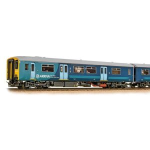 Bachmann 32-939DS Class 150 150236 2 Car DMU Arriva Trains Wales with DCC Sound Fitted