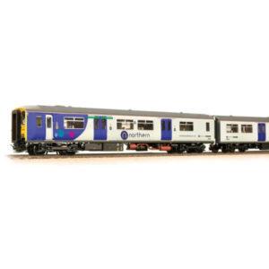 Bachmann 32-941 Class 150 150275 2 Car DMU Northern 2017 Livery