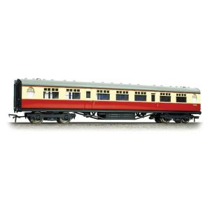 Bachmann 34-386 Thompson Corridor Third BR Crimson and Cream