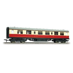 Bachmann 34-411 Thompson Corridor Composite BR Crimson and Cream