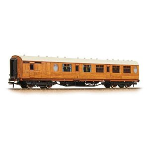 Bachmann 34-435 LNER Thompson Composite Brake LNER Teak