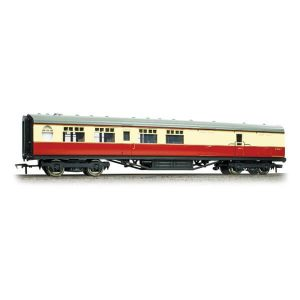 Bachmann 34-461 Thompson Corridor Brake Third BR Crimson and Cream