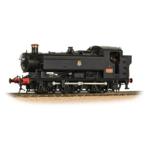 Bachmann 35-026 Class 94xx Pannier Tank 9487 BR Black with Early Crest