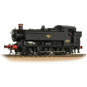 Bachmann 35-027 Class 94xx Pannier Tank 9479 BR Black with Late Crest
