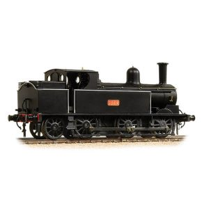 Bachmann 35-050 Webb Coal Tank 1054 LNWR Plain Black