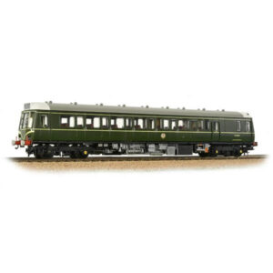 Bachmann 35-525 Class 121 Single Car Unit BR Green