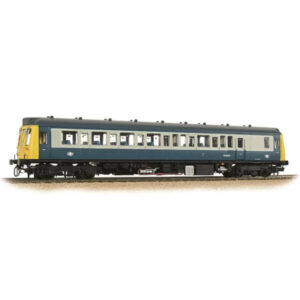Bachmann 35-526 Class 121 Single Car Unit BR Blue and Grey