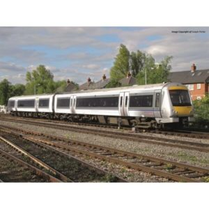 Bachmann 35-560 Class 168/3 168327 2 Car DMU Chiltern Railways