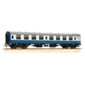Bachmann 39-025G BR Mk1 SK Second Corridor BR Blue and Grey