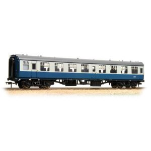 Bachmann 39-050G BR Mk1 SO Second Open BR Blue and Grey