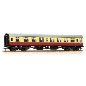 Bachmann 39-052E BR Mk1 SO Second Open BR Crimson and Cream