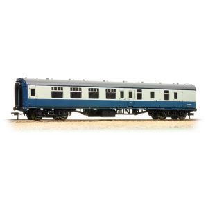 Bachmann 39-075C BR Mk1 BSK Brake Second Corridor BR Blue and Grey
