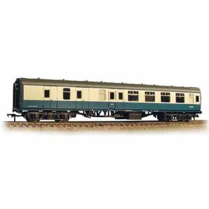 Bachmann 39-075D BR Mk1 BSK Brake Second Corridor BR Blue and Grey