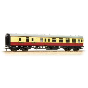 Bachmann 39-077F BR Mk1 BSK Brake Second Corridor BR Crimson and Cream
