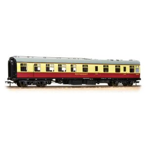 Bachmann 39-105 BR Mk1 RU Restaurant Car BR Crimson and Cream