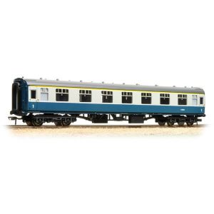 Bachmann 39-150D BR Mk1 FK First Class Corridor BR Blue and Grey