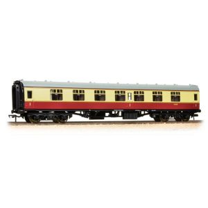 Bachmann 39-152B BR Mk1 FK First Class Corridor BR Crimson and Cream