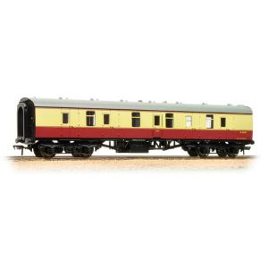 Bachmann 39-177C BR Mk1 BG Full Brake BR Crimson and Cream
