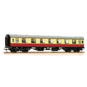 Bachmann 39-240 BR Mk1 FO First Open BR Crimson and Cream