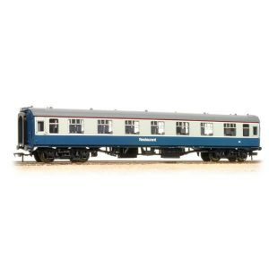 Bachmann 39-250A BR Mk1 RFO Restaurant First Open BR Blue and Grey