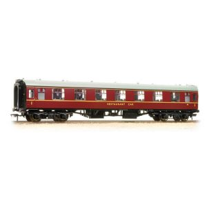 Bachmann 39-251D BR Mk1 RFO Restaurant First Open BR Maroon