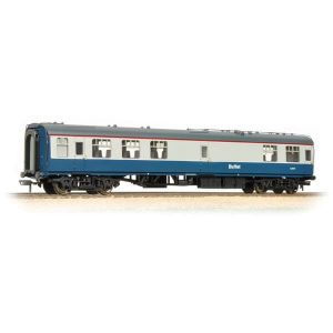 Bachmann 39-264A BR Mk1 RMB Miniature Buffet Car BR Blue and Grey