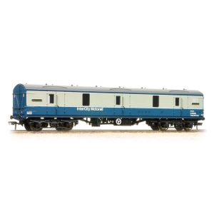 Bachmann 39-274 BR Mk1 GUV General Utility Van BR Blue and Grey