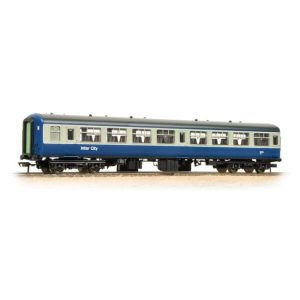 Bachmann 39-361A BR Mk2A TSO Tourist Second Open BR Blue and Grey 'Inter City'