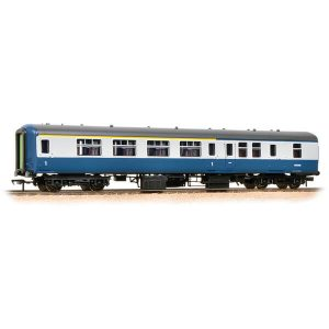 Bachmann 39-410A BR Mk2A BFK Brake First Corridor BR Blue and Grey