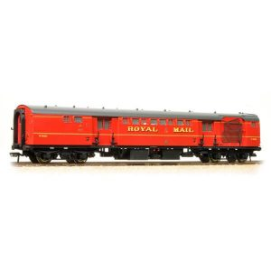 Bachmann 39-421B BR Mk1 POS Post Office Sorting Van Royal Mail
