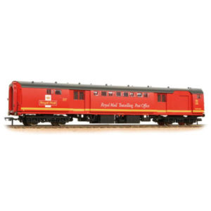 Bachmann 39-422 BR Mk1 POS Post Office Sorting Van Post Office