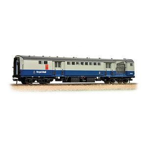 Bachmann 39-426 BR Mk1 POS Post Office Sorting Van BR Blue and Grey