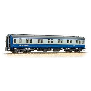Bachmann 39-503A BR Mk1 SLSTP Sleeper Car BR Blue and Grey