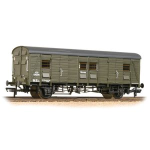Bachmann 39-529 Ex-Southern CCT Covered Carriage Truck Departmental Green