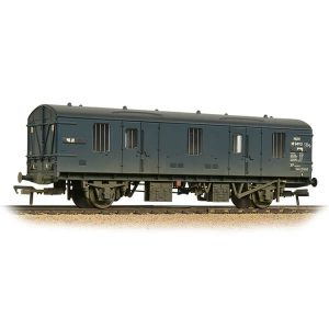 Bachmann 39-551 BR Mk1 CCT Covered Carriage Truck BR Blue