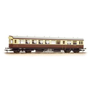 Bachmann 39-580 BR Auto Trailer BR Chocolate and Cream Preserved
