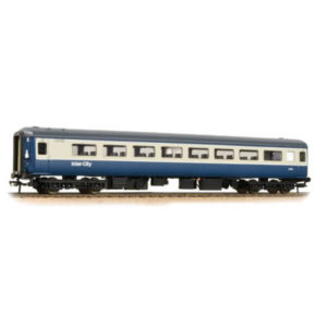 Bachmann 39-675 BR Mk2F TSO Tourist Second Open BR Blue and Grey