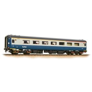 Bachmann 39-685DC BR Mk2F RFB Restaurant First Buffet BR Blue and Grey DCC Fitted