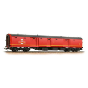 Bachmann 39-765 BR Mk1 TPO POT Stowage Van Royal Mail Red with Travelling Post Office Branding