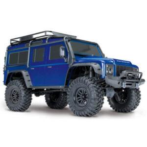 Traxxas 82056-4 TRX-4 Land Rover Defender 110 Crawler