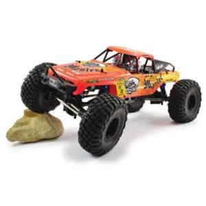 FTX 5575 Mauler 1/10 4WD RTR Rock Crawler