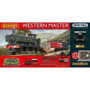 Hornby R1173 Western Master Digital Train Set