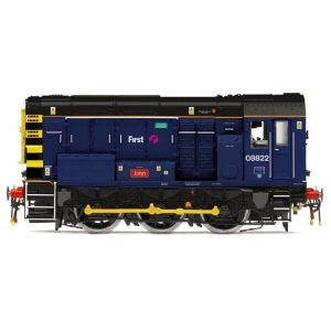 Hornby R3343 Class 08 08822 First Great Western