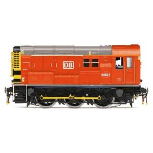 Hornby R3504 Class 08 08623 DB Schenker with TTS Sound Fitted