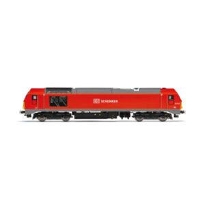 Hornby R3574 Class 67 67013 DB Schenker