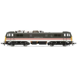 Hornby R3582 Class 87 87010 'King Arthur' BR Intercity Swallow Livery