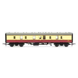 Hornby R4698 BR Mk1 Parcels Coach BR Crimson and Cream