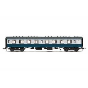 Hornby R4772 BR Mk1 SK Second Corridor BR Blue and Grey