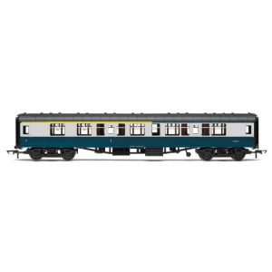 Hornby R4773 BR Mk1 CK Corridor Composite BR Blue and Grey