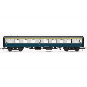 Hornby R4778 BR Mk1 FO First Open BR Blue and Grey